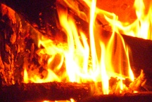 Fire / Warm cosy nights by the fire.....