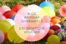 £30 Shoetique voucher