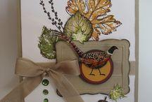 Cartões De Outono