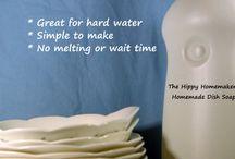 productos limpieza y belleza caseros