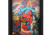 Comic Framed Art