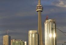 Toronto / Beautiful travel pictures of Toronto, Ontario Canada