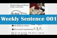 Weekly Sentence