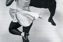 Dance! / I'm a dancer. Been dancing since I was 3. I mean I probably danced before that, but I studied ballet and tap dance at age 3, and ballet for 14 years after that. I love dance and want to share it with you here.  The REvolution of Bliss.com!