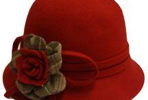 Hoeden hats chapeaux
