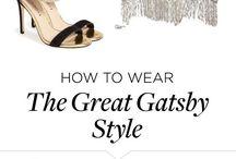 Fashion Great Gatsby style