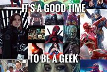 Marvel / All the marvel movies and comics