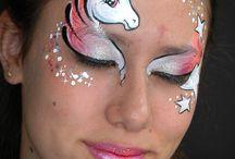 Unicorn & paarden