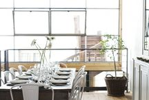 Luxury Dining Rooms / Interior design ideas and decor for your dinning room