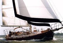 Hans Christian sailboats