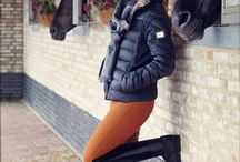 Equestrian Fashion  / by Amalia GB