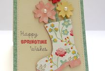 spring cards
