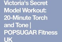 TORCH AND TONE EXERCISES