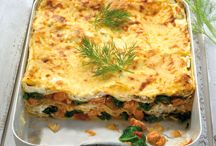 lasagne met zalm ww 11 points