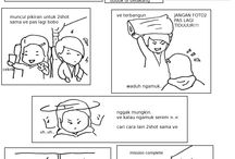 imjnComics / imajineshon's original comics/illustrations