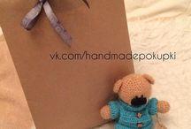 Мишки / Мишки вязаные и текстильные Кукла Тильда (Казань) / Купить игрушку