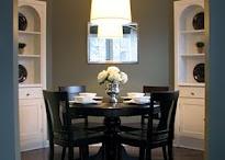 dining room / by Amanda Morgan