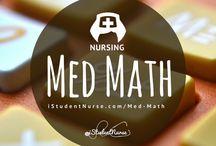 nursing med math