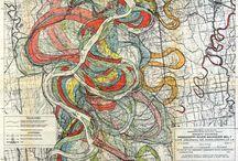 Design || Maps / I love maps!