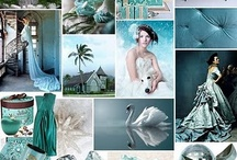 Teal and Mint / Teal and mint