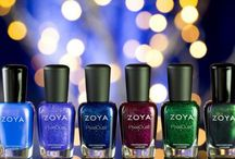 Zoya Nail Polish Collection