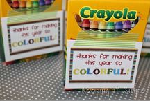 Preschool gifts