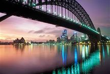 New York & Sydney, my dream home