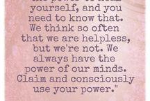 Consciousness coach / Conscious living
