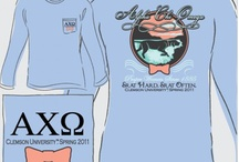 Alpha Chi Omega / Crafts & things for AXO / by Kate McCabe