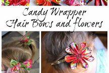 Diy  hair accessories / by Susan Richard-Pierce