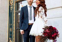 . Courthouse Wedding .
