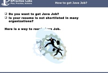 Java Job / Way to get a jobs in Java, J2EE, and related technologies