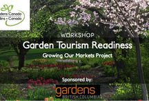 Gardens British Columbia Corporate - Garden Tourism