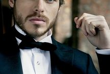 Husband Richard Madden.