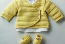 Enfant bébé tricot vetem