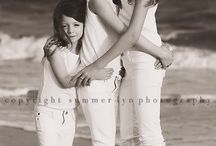 Children and family portraits - Inspiration / Photography of children and family.