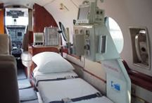 Air transport / Quick and convenient transportation all around the globe.