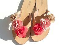 Sandals / Handmade