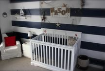 Baby Nursery / by Tina Thorpe