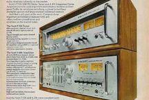Vintage Hi-Fi audio