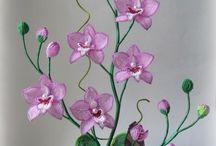 flores mostacillas