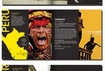 Travel Magazine Layout