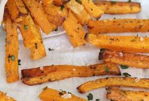 Butternut squash and other pumpkin goodness