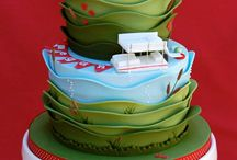 Farm and forest cakes