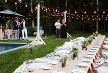 Outdoor Entertaining / Use these entertaining tips to get back outside and enjoy the warm weather!