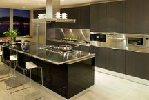 Culinaria / Cooking spaces.