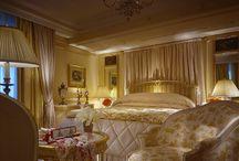 Bedrooms / interiors bedrooms   интерьеры спален