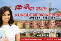Medicine Study Abroad - Riya Education Consultants / Riya Education helps you to study abroad for medicine. To know more get in touch with us. Visit website http://riyaeducation.com/