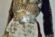 Türk yöresel kıyafetleri