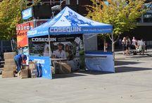 Cosequin® XAD Collegiate Pro Dog Tour / X-treme Airdogs visited Oregon State University, September 20 for the first ever Cosequin® XAD Collegiate Pro Dog Tour.